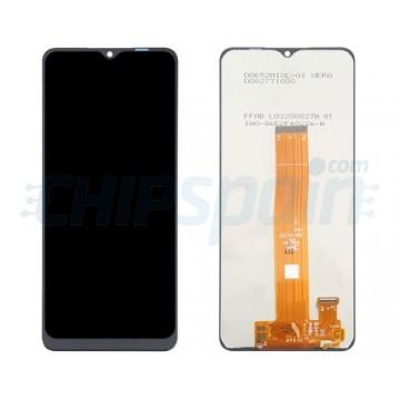 Pantalla Samsung Galaxy A12 A125 Completa Negro