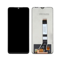 Ecrã Tátil Completo Xiaomi Redmi 9T / Xiaomi Redmi Note 9 4G Preto