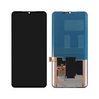Ecrã Tátil Completo Xiaomi Mi Note 10 / Mi Note 10 Pro / Mi Note 10 Lite / Mi CC9 Pro Preto