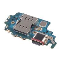 Placa Conector de Carga y Micrófono Samsung Galaxy S21 Ultra 5G G998