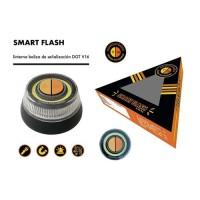 Luz de Emergência Automóvel Homologada DGT Smart Flash V16