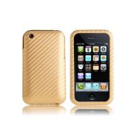 Case Carbon iPhone 3G/3GS -Gold