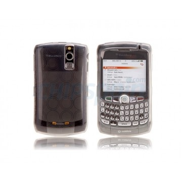 Silicon Case Bubble BB 83xx -Black