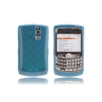 Funda Silicona Bubble BB 83xx -Azul