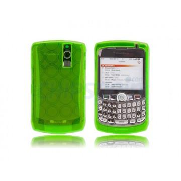 Silicon Case Bubble BB 83xx -Green
