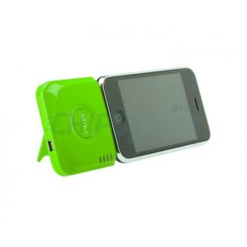 Bateria Mili Power Angel iPhone/iPod -Verde