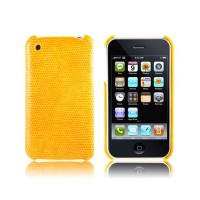 Carcasa Reptile Series iPhone 3G/3GS -Amarillo