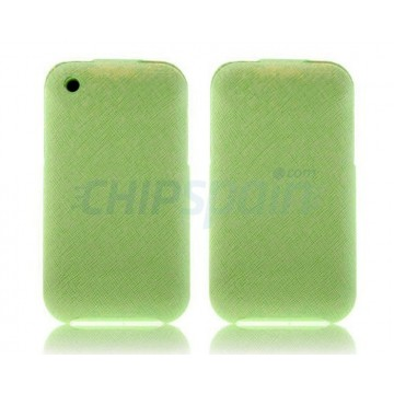 Carcasa Casella iPhone 3G/3GS -Verde