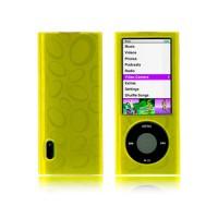 Funda Silicona ION iPod Nano Gen.5 -Amarillo