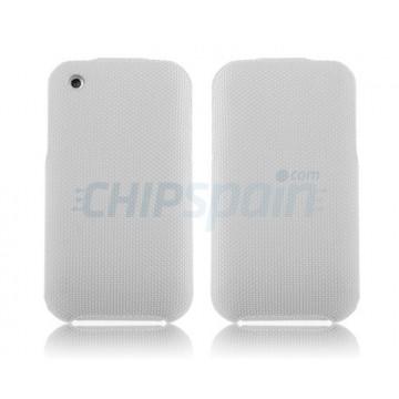 Carcasa Fibra Series iPhone 3G/3GS -Blanco
