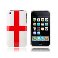 Carcasa World Cup Series iPhone 3G/3GS -Inglaterra