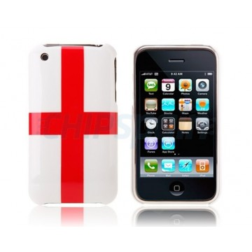 Caso World Cup Series iPhone 3G/3GS -Inglaterra