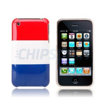 Carcasa World Cup Series iPhone 3G/3GS -Francia