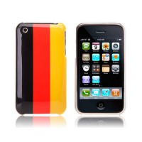 Carcasa World Cup Series iPhone 3G/3GS -Germany