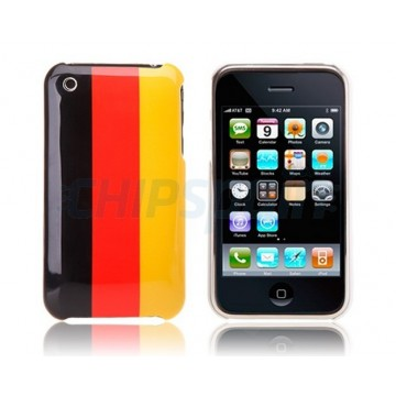Carcasa World Cup Series iPhone 3G/3GS -Alemania