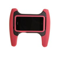 Grip for iPhone 3G/3GS/iPod Touch - Red
