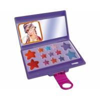 Patito Feo: Blister Estuche Portafoto Maquillaje Sombras y Coloretes