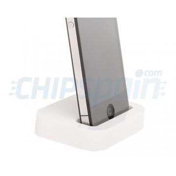 Base de Carga iPhone 4 iPhone 4S Blanco