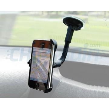 Soporte Flexible de Coche iPhone 4/4S