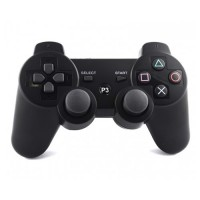 Mando Doubleshock III Wireless PS3/PS3 Slim -Negro