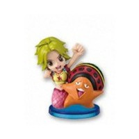 One Piece: Figura Coleccionables TV060- Keimi & Pappus