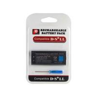Batería Recargable con Destornillador Nintendo DSi XL