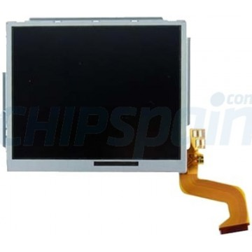 TFT tela LCD superior para Nintendo DSi XL.