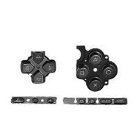 Set de Botones PSP 3000 -Negro