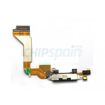 Conector Carga y Datos iPhone 4 -Negro
