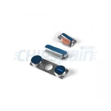 Pack de Botones iPhone 4/4s