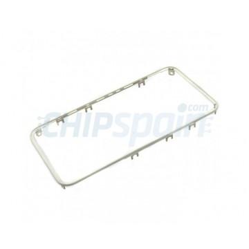 Moldura frontal iPhone 4 -Branco