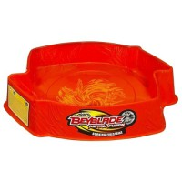 Estadio Metal Fusion Beyblade Burning Fire Stike