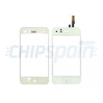 Pantalla Táctil con Marco iPhone 3G -Blanco