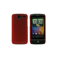 Carcasa Perforated Series Desire -Rojo