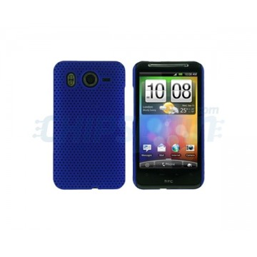 Carcasa Perforated Series HTC Desire HD -Azul