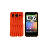 Carcasa Perforated Series HTC Desire HD -Naranja