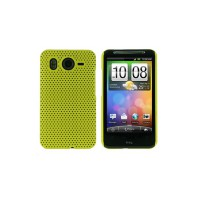 Carcasa Perforated Series HTC Desire HD -Amarillo
