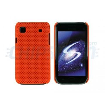Perforated Case Series Samsung Galaxy S -Orange