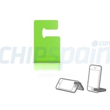 Soporte MoviePeg iPhone 4/4S -Verde