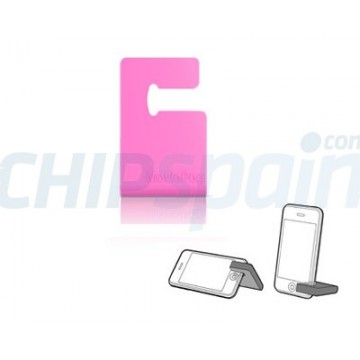 Apoio MoviePeg iPhone 4/4S -Rosa