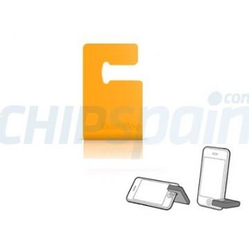 MoviePeg iPhone 4/4S -Orange