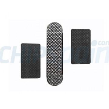 Capa de Ouvido/Microfone/Alto-Falante para iPhone 4/4S