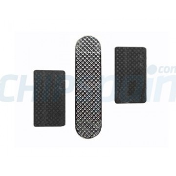 Protector Auricular/Micrófono/Altavoz iPhone 4/4S