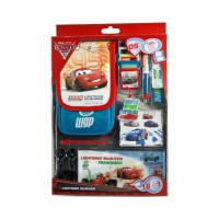 Kit de Accesorios 16 en 1 Cars 2 Nintendo DSi/DSi XL/3DS