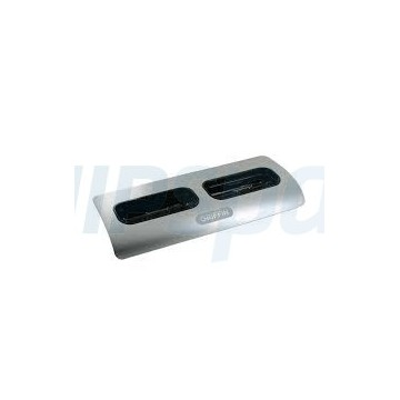 PowerDock Dual Griffin iPod/iPhone/iPad