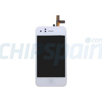 Pantalla iPhone 3G Completa Blanco
