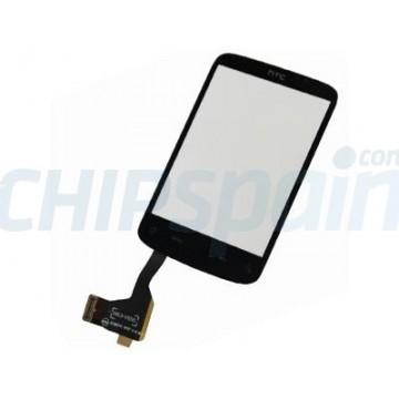 Cristal Digitalizador con IC HTC Wildfire