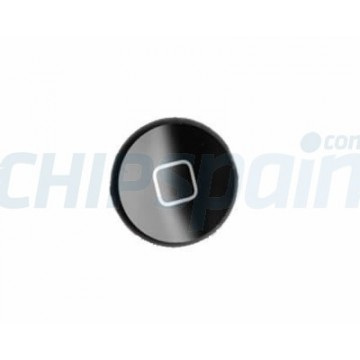 Home Button iPad 2/3/4 -Black