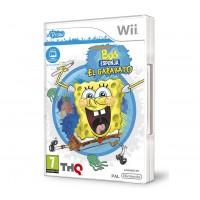 Bob Esponja El Garabato (Udraw) Wii