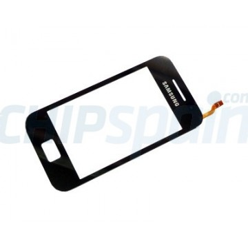 Vidro Digitalizador Táctil Samsung Galaxy Ace S5830- Preto
